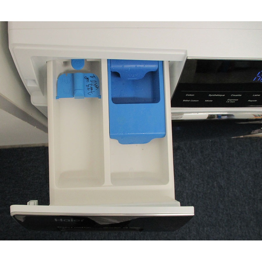 Haier HW80-B14979 I-Pro Series 7 - Sérigraphie des compartiments