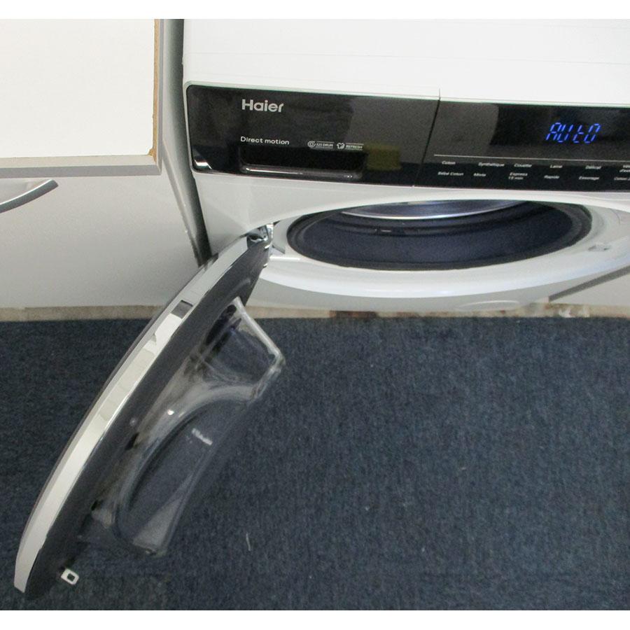 Haier HW80-B14979 I-Pro Series 7 - Angle d'ouverture de la porte