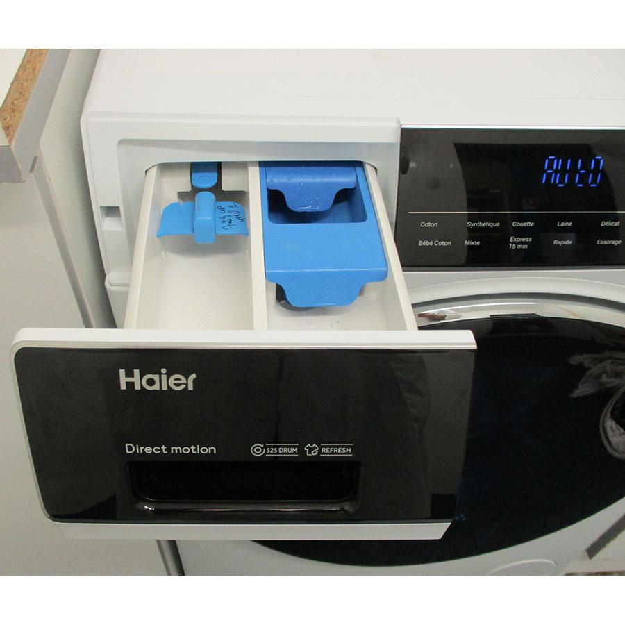 Haier HW80-B14979 I-Pro Series 7 - Compartiments à produits lessiviels