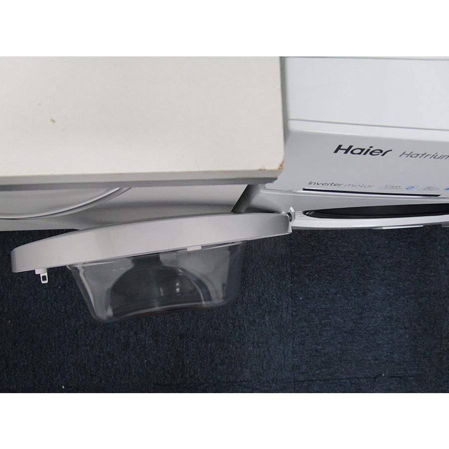 Haier HW90-BP14636 - Angle d'ouverture de la porte
