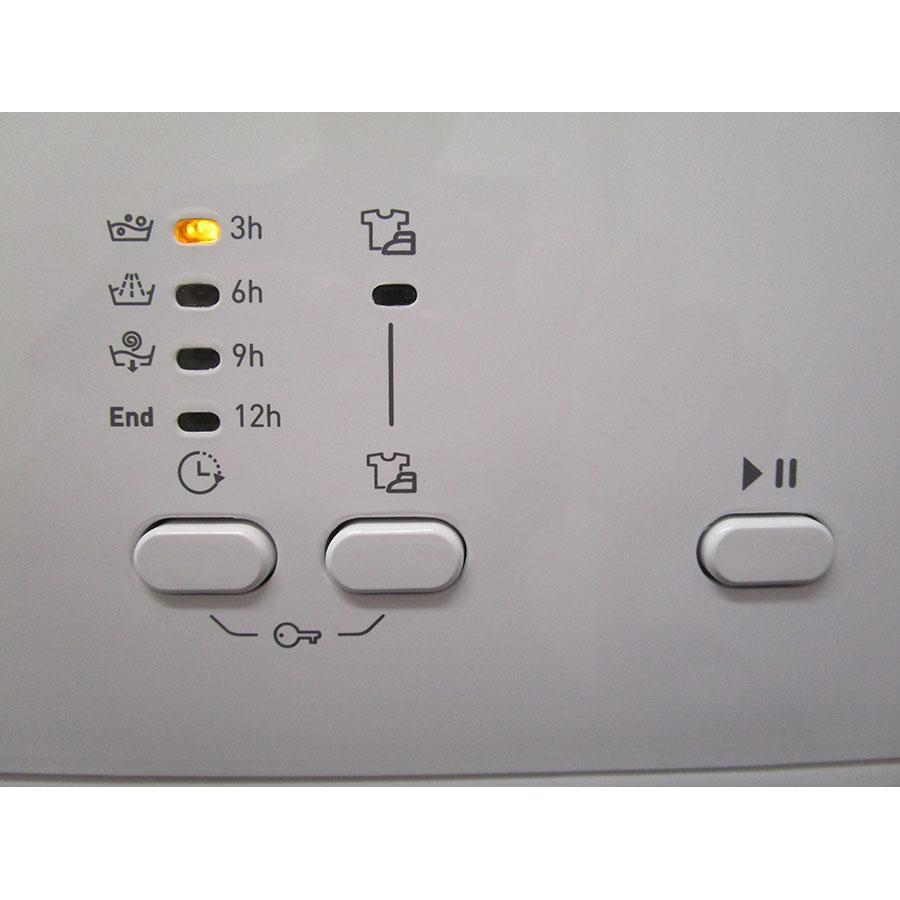High One (Electro Dépôt) WM805A++WVET - Touches d'option