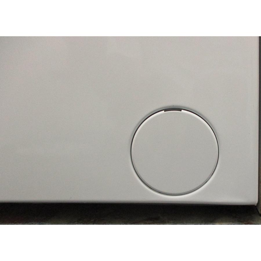 High One WF 580 D W701T - Trappe du filtre de vidange