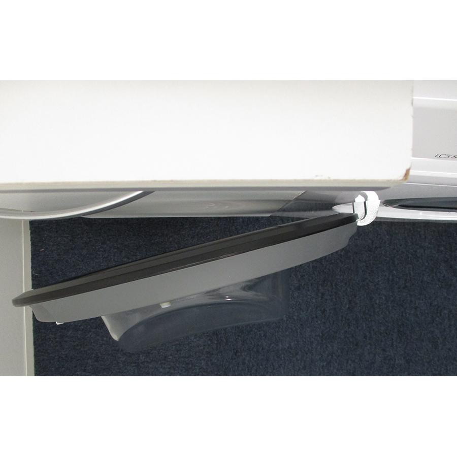 Hisense W712PVM - Angle d'ouverture de la porte
