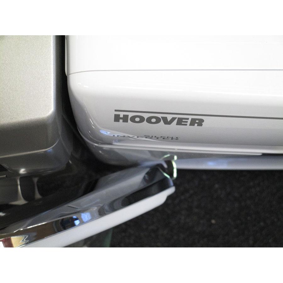 Hoover DMT413AH/1 - Angle d'ouverture de la porte