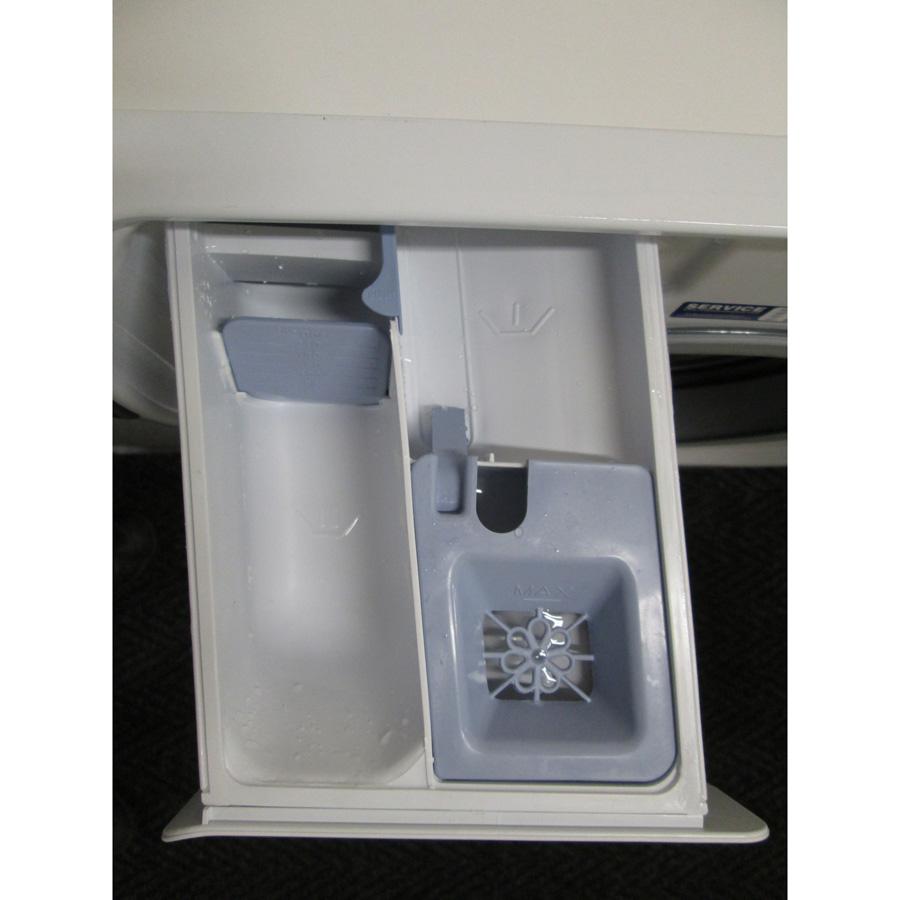 Hotpoint-Ariston AQ113DA697 EU/A Aqualtis - Compartiments à produits lessiviels