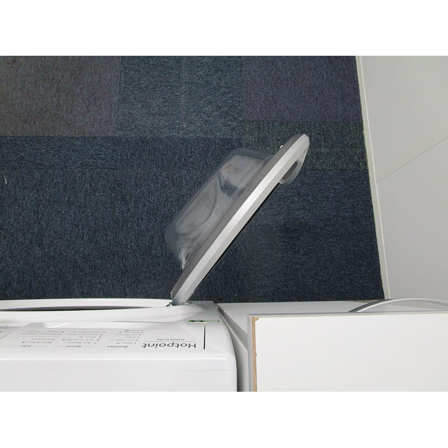 Hotpoint NM11946WSAFR - Compartiments à produits lessiviels