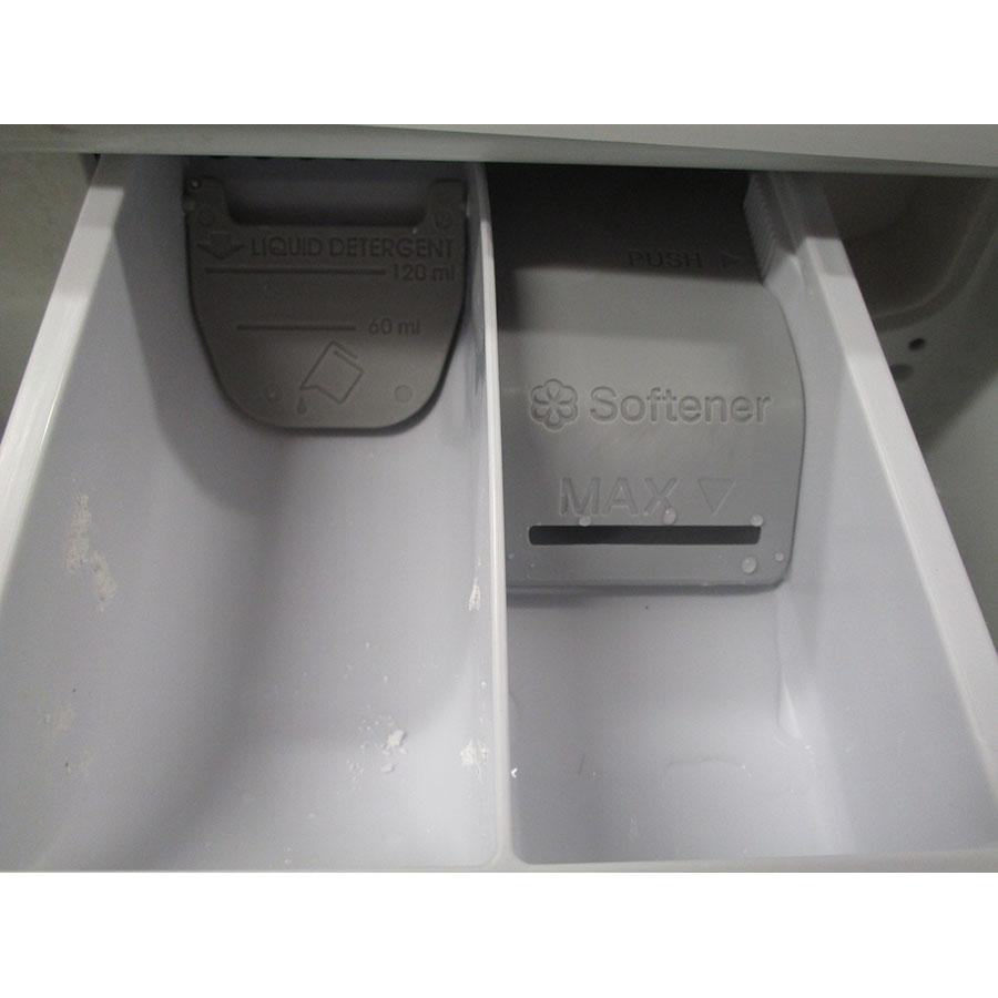 Ikea Renlig FWM8 703.096.42 - Compartiment spécifique pour assouplissant