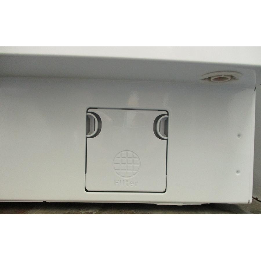 Ikea Tvättad 404.889.80 - Trappe du filtre de vidange