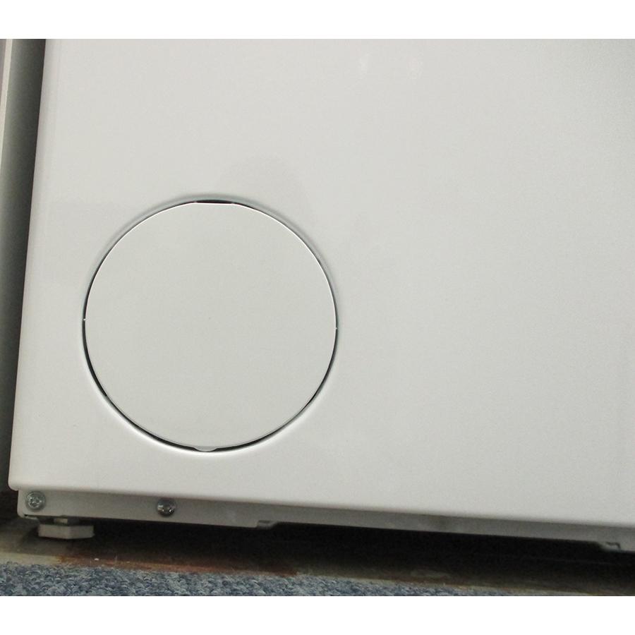 Indesit BTWS60300FR/N - Trappe du filtre de vidange
