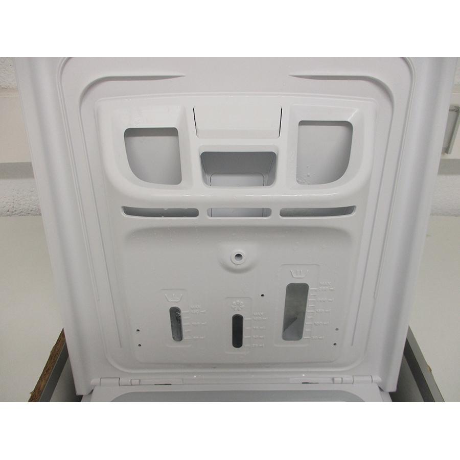 Indesit BTWS62300FRN - Compartiments à produits lessiviels
