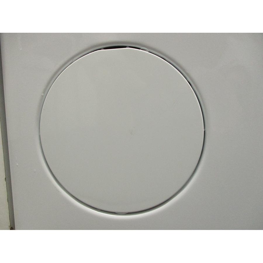 Indesit BTWS62300FRN - Trappe du filtre de vidange