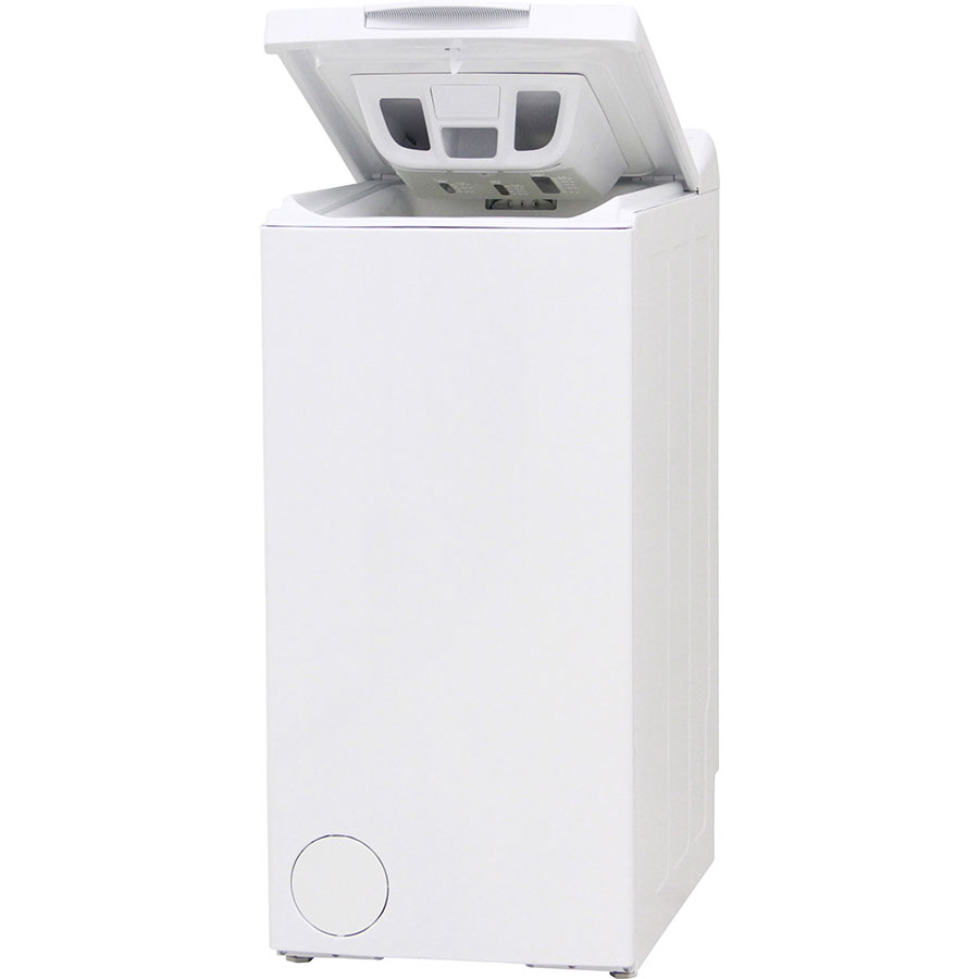 Indesit ITWD 61253 W FR(*42*) - Vue porte ouverte