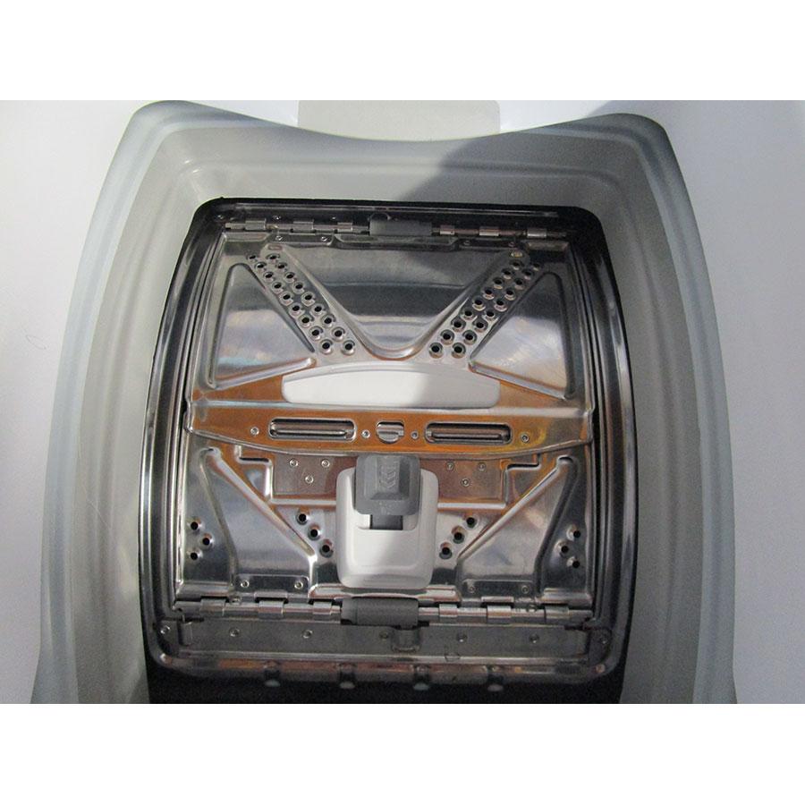 Indesit ITWD C 61252 W - Portillons du tambour