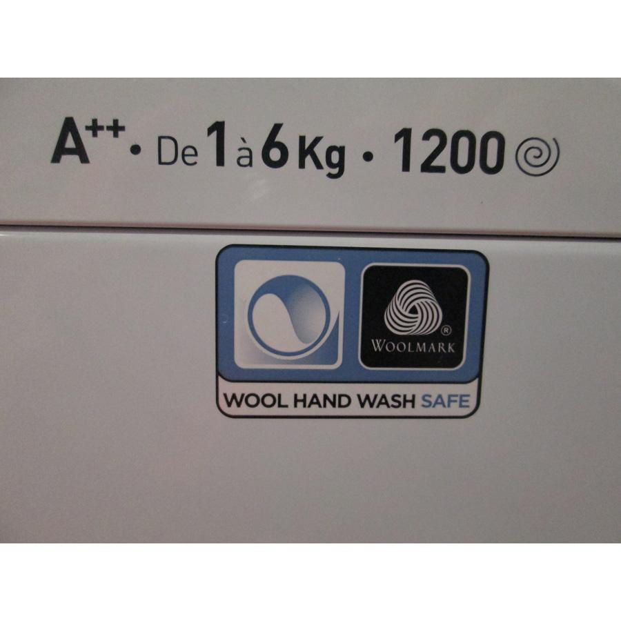 Indesit XWA61252W FR Innex Push & Wash (*23*) - Arguments de vente