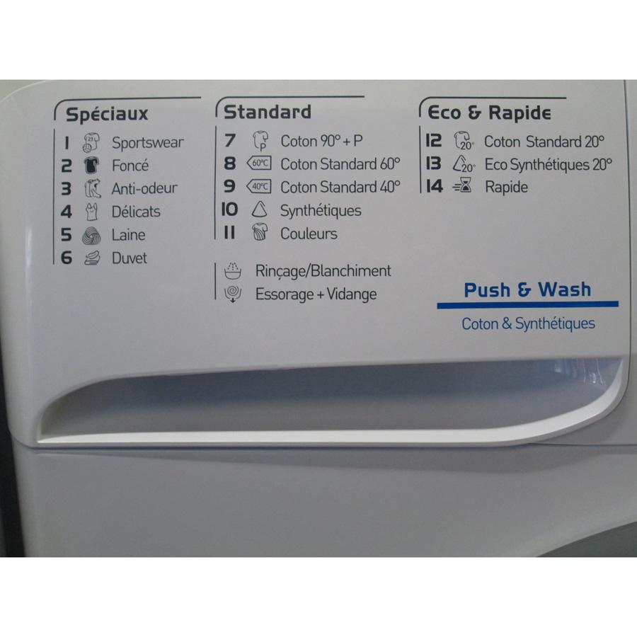 Indesit XWE71252W FR Innex Push&Wash (*20*) - Tiroir à détergents