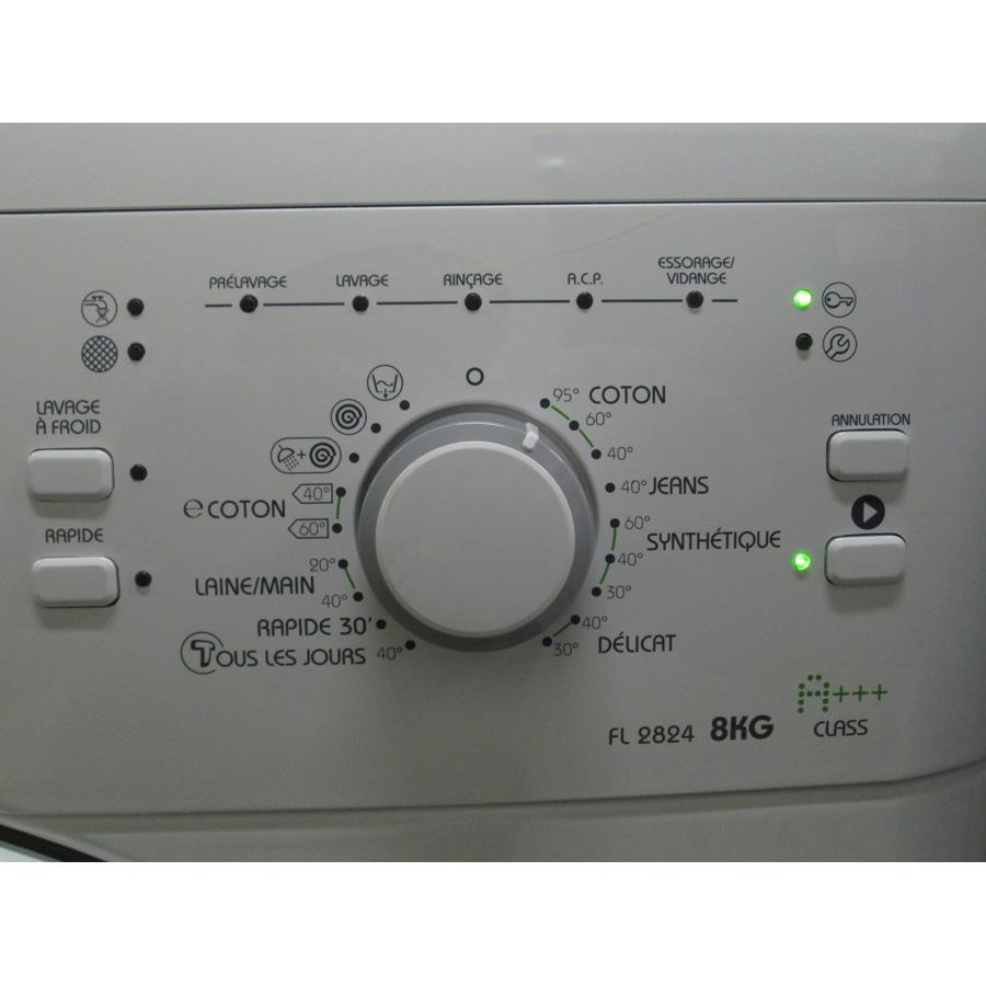 Test laden fl2824 lave linge ufc que choisir for Que choisir comme lave linge