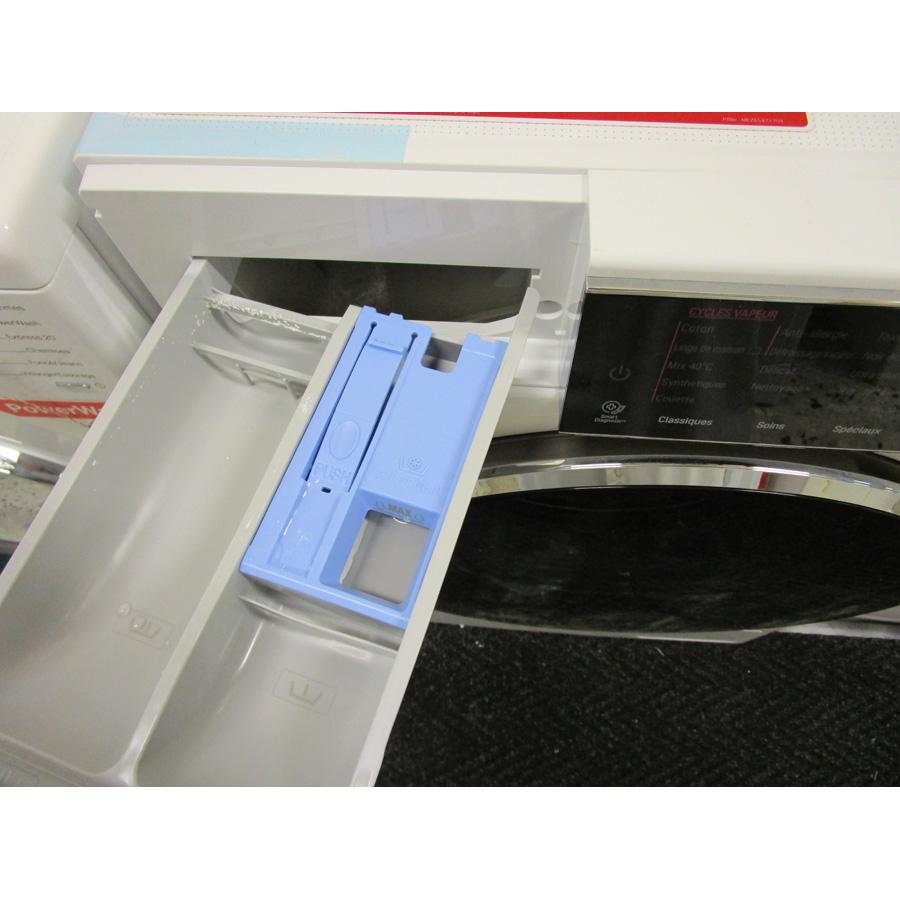 LG F14952WHS - Retrait du bac à produit