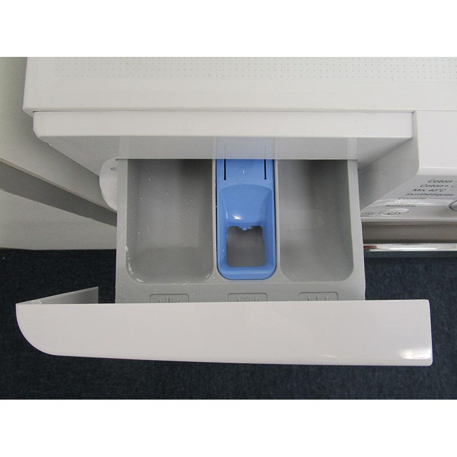 LG F72SJ62WH - Compartiments à produits lessiviels