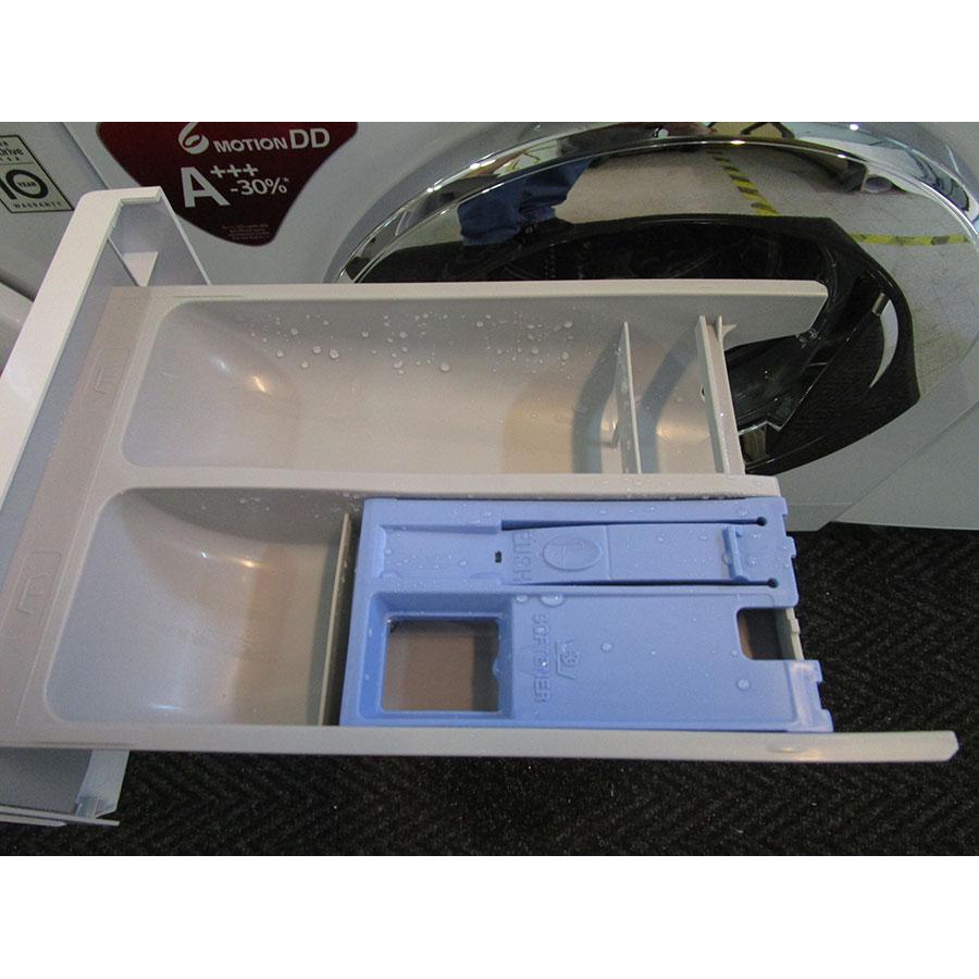 test lg f74552wh lave linge ufc que choisir. Black Bedroom Furniture Sets. Home Design Ideas