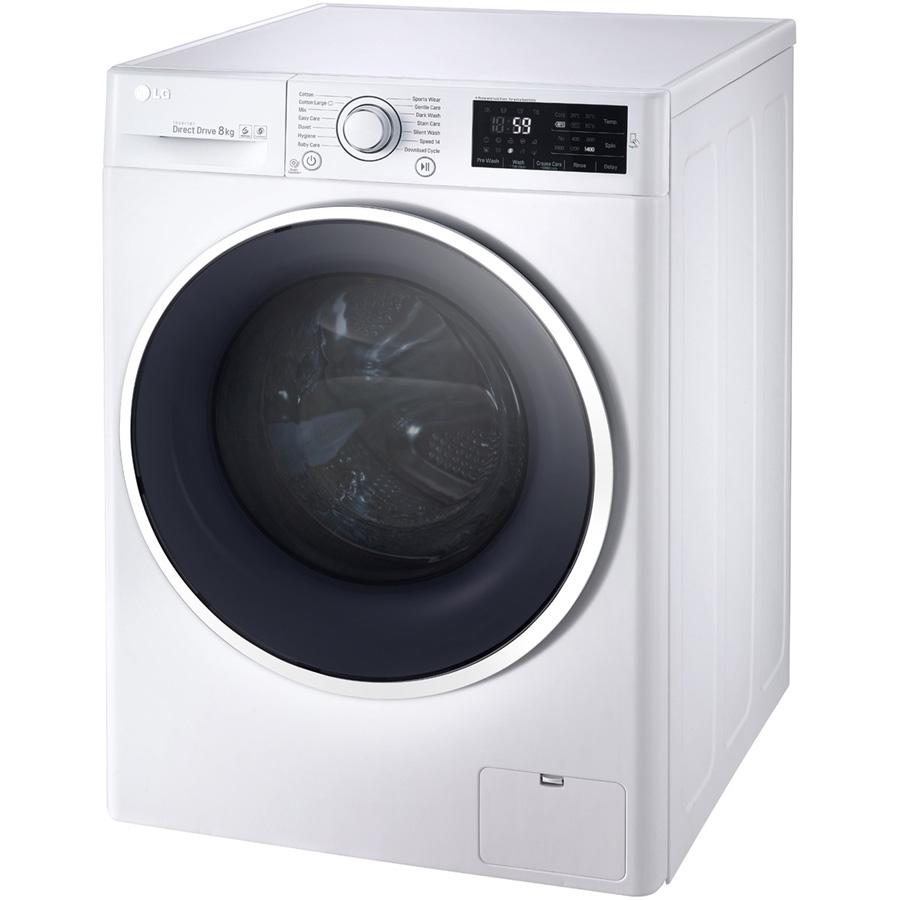Test lg f74841wh 6motion dd lave linge ufc que choisir for Lave linge que choisir