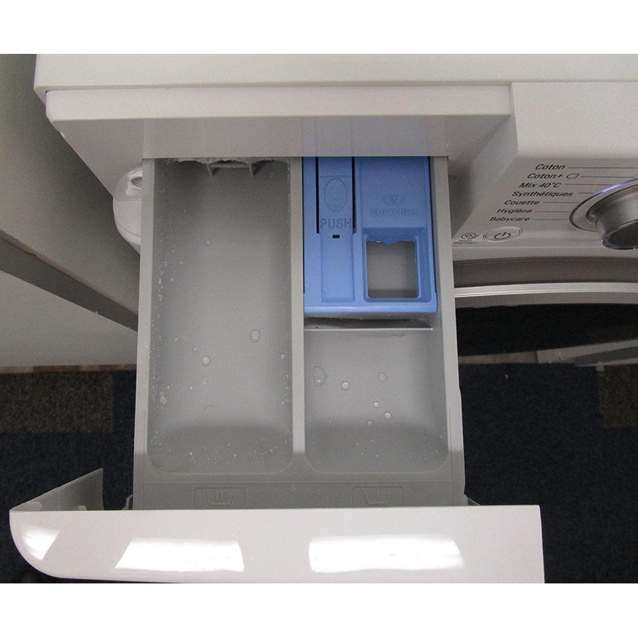 LG F74C41WH(*10*) - Compartiments à produits lessiviels