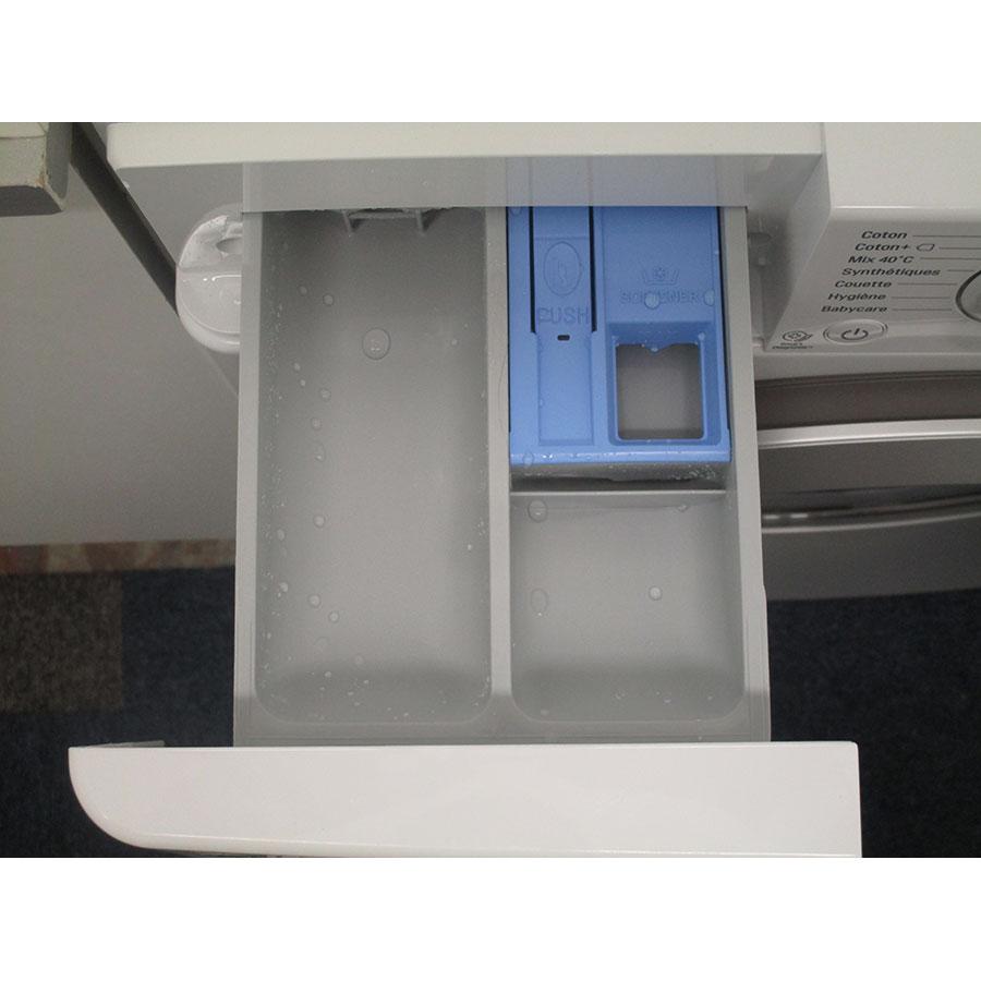 LG F82J54WH - Compartiments à produits lessiviels