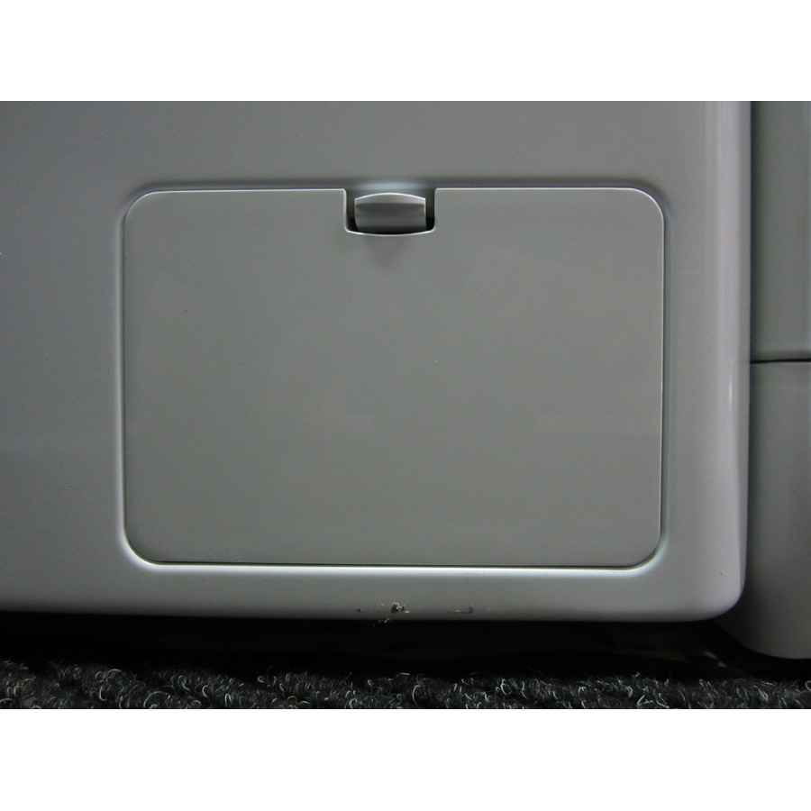 LG F84902WH - Trappe du filtre de vidange