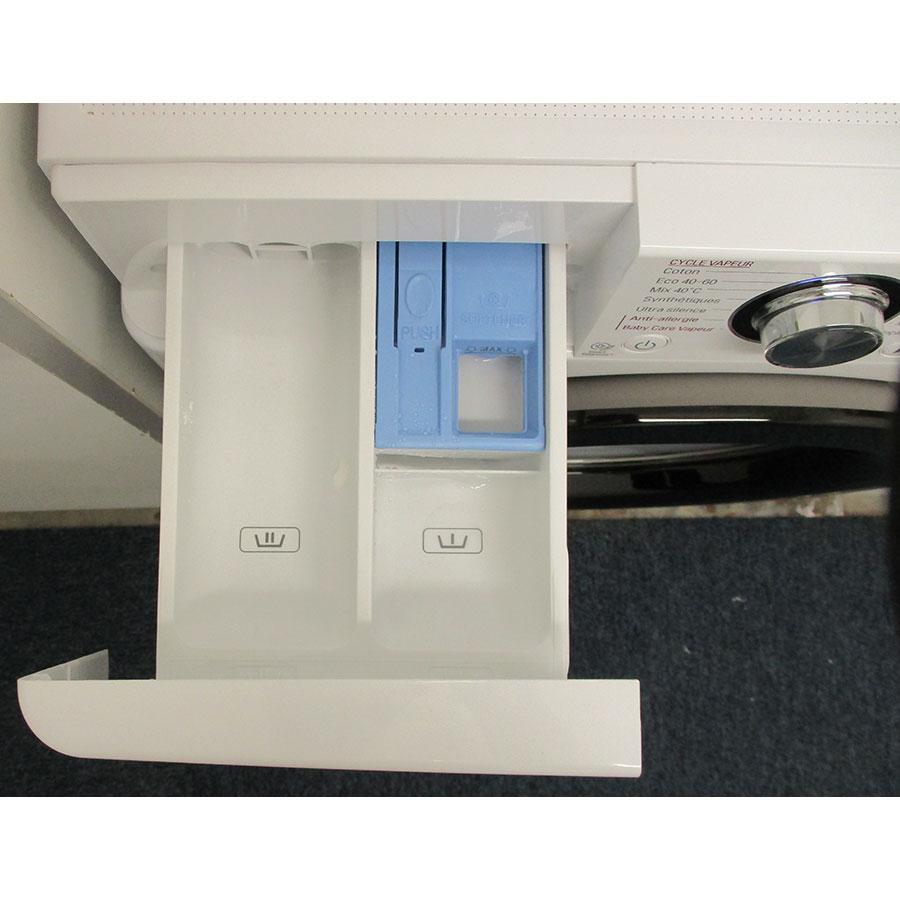 LG F84V35WHS - Sérigraphie des compartiments