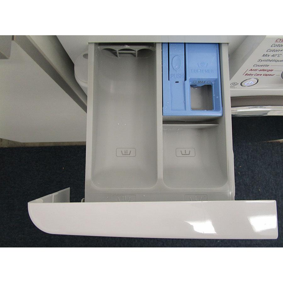 LG F94J72WHST - Sérigraphie des compartiments