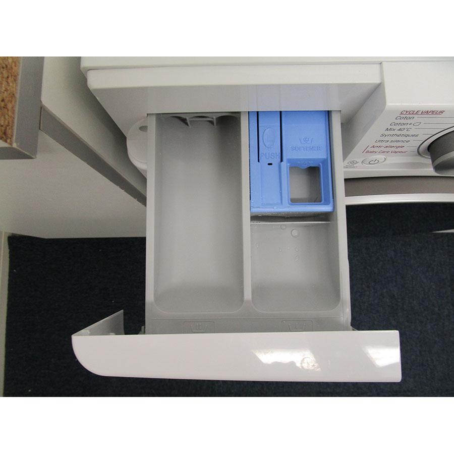 LG F94N51WHSB - Compartiments à produits lessiviels