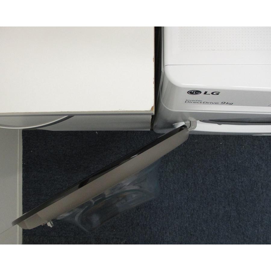 LG F94V35WHS - Angle d'ouverture de la porte