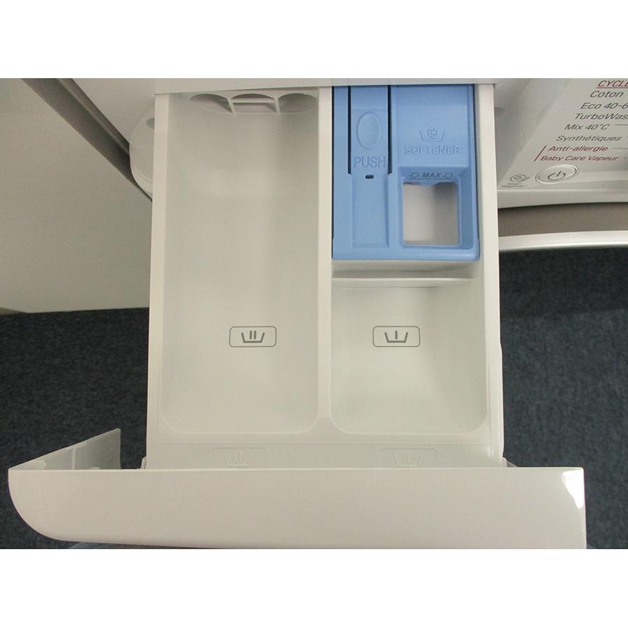 LG F94V51WHS - Sérigraphie des compartiments