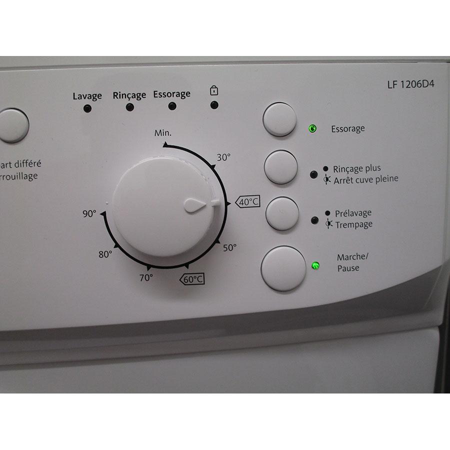 Listo LF1206 D4 - Sélecteur de programme et température