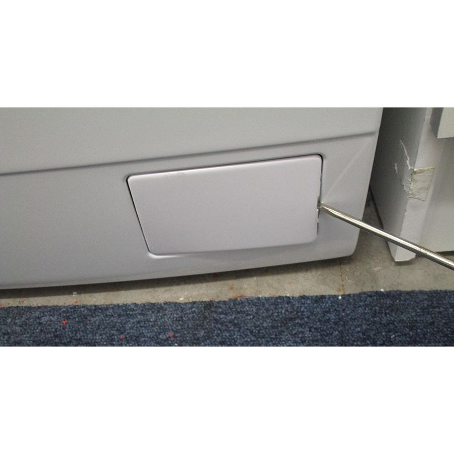 Listo LF1206 D4 - Outil nécessaire pour accéder au filtre de vidange