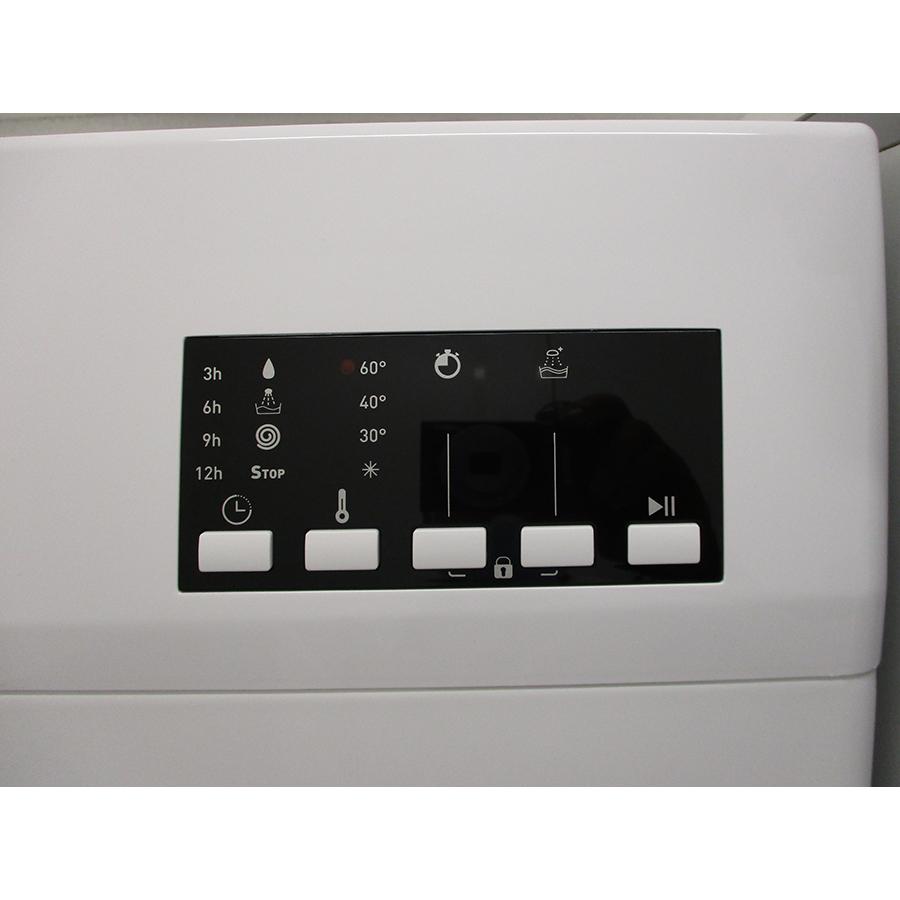 Listo LF512-L2b - Touches d'option