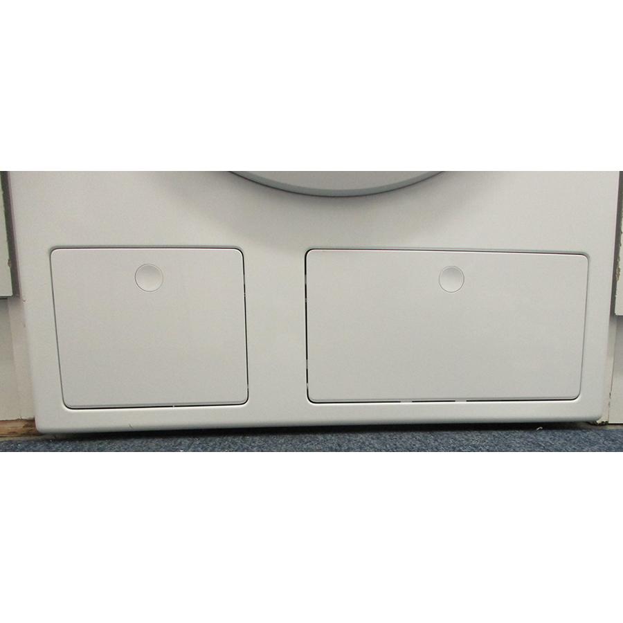 Miele WCD 660 - Trappe du filtre de vidange