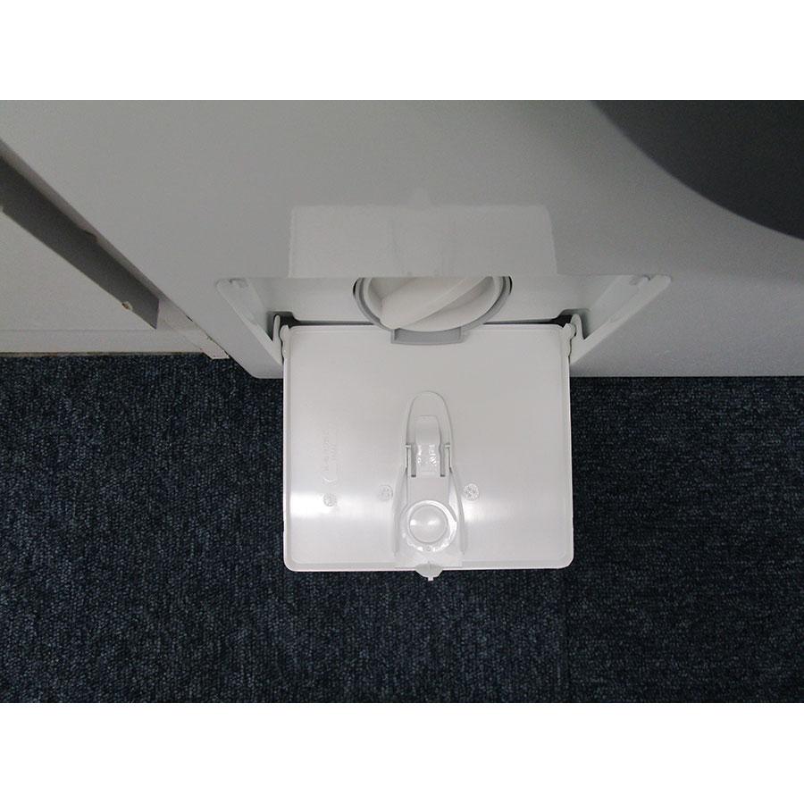 Miele WCG130 - Trappe du filtre de vidange