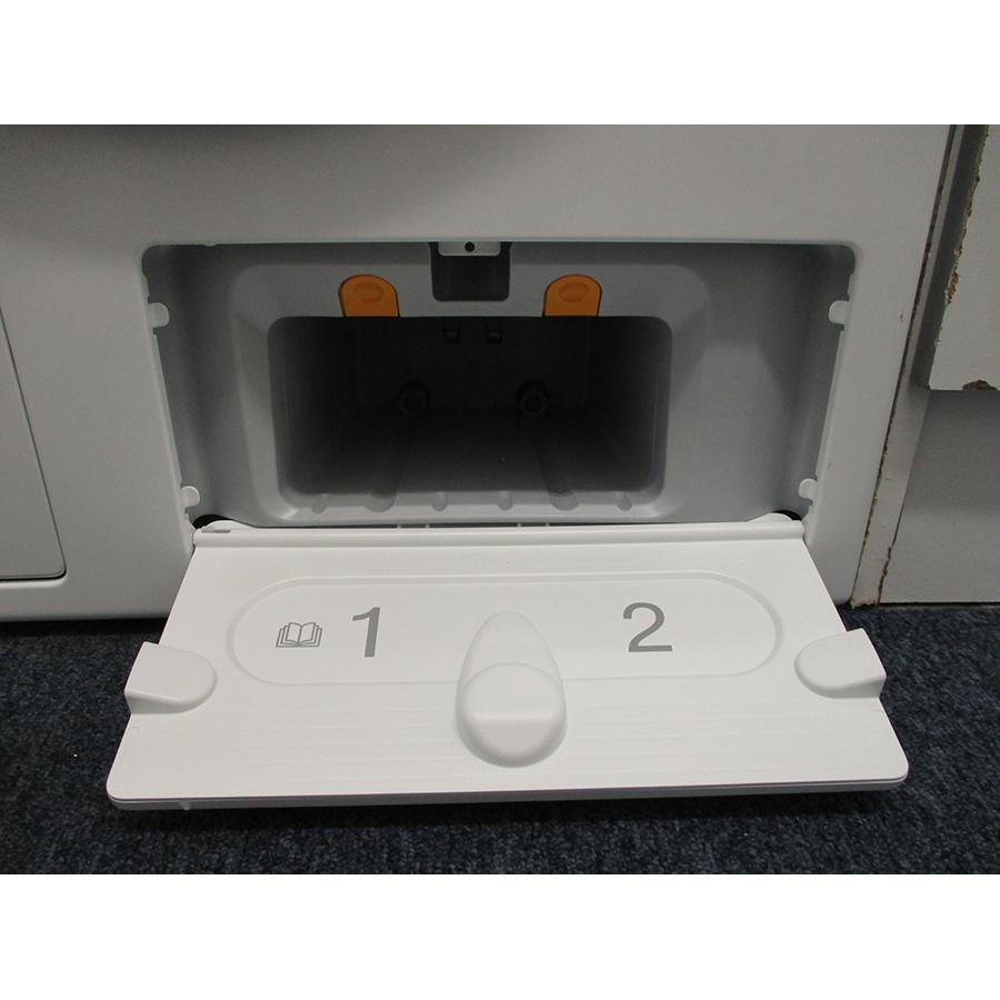 Miele WCI 960 WCS TwinDos - Distributeur de lessive liquide et adoucissant intégré