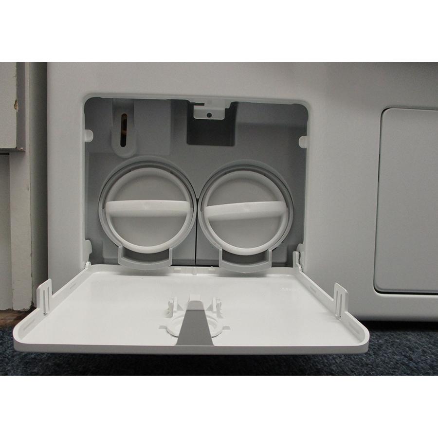 Miele WCI 960 WCS TwinDos - Bouchon du filtre de vidange