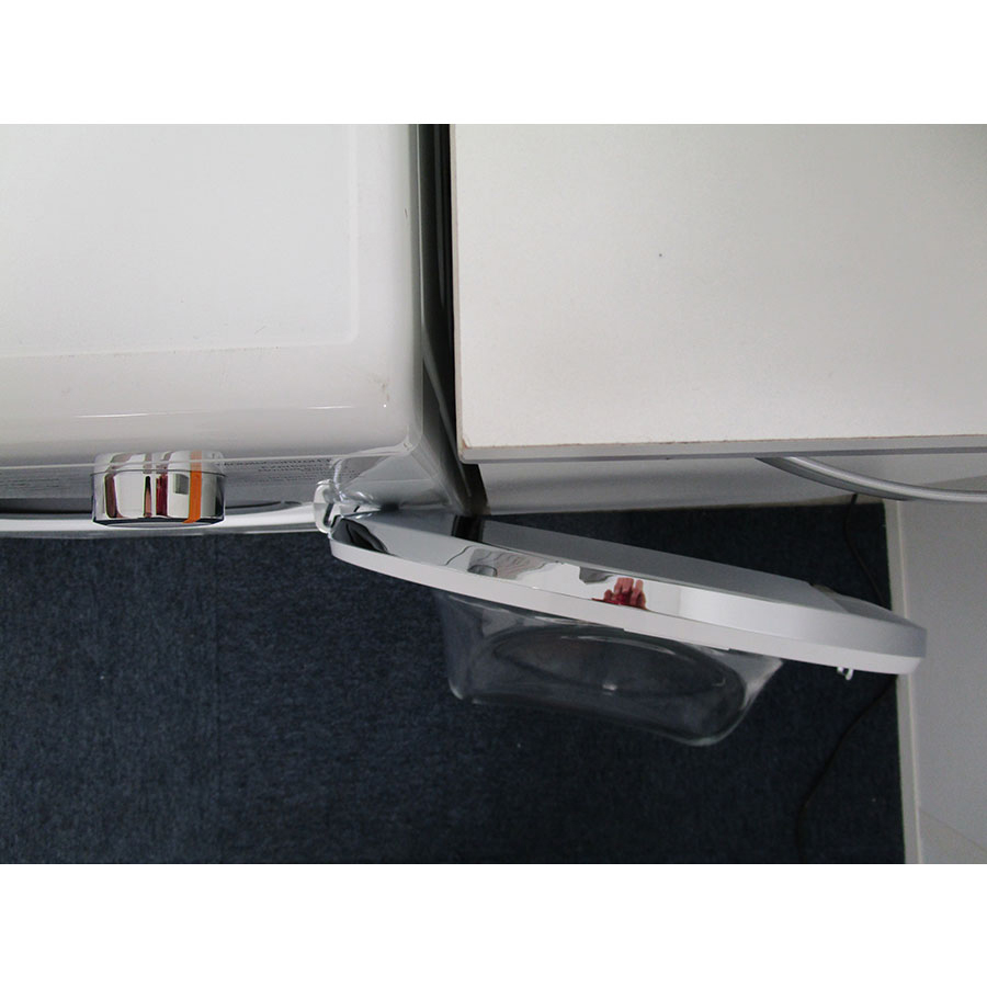 Miele WCI660 TDos XL&Wifi - Angle d'ouverture de la porte