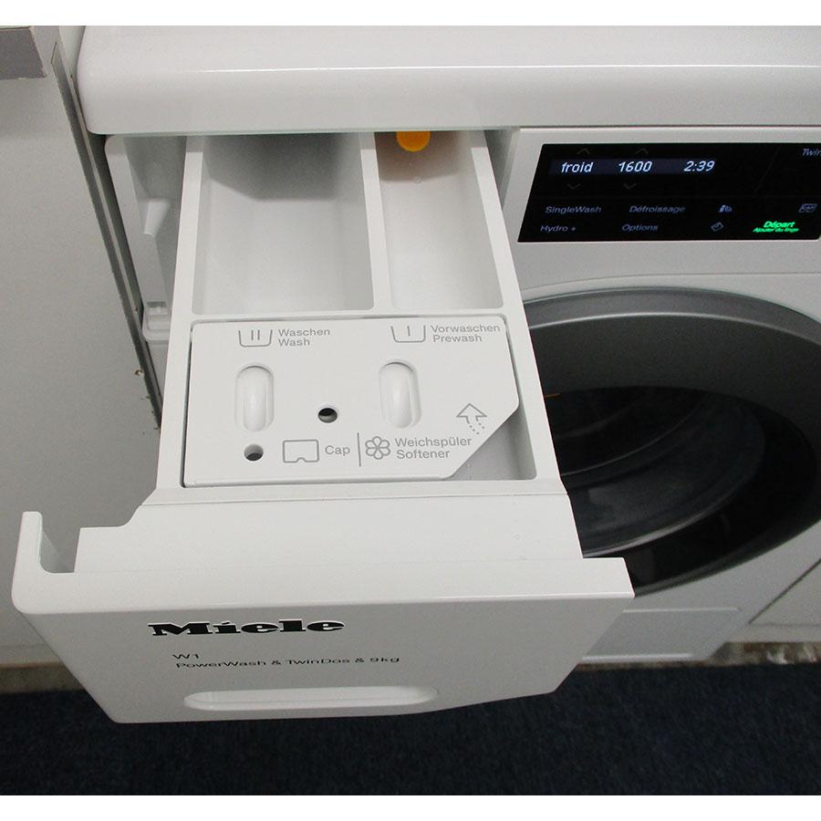 Miele WCI860 - Compartiments à produits lessiviels