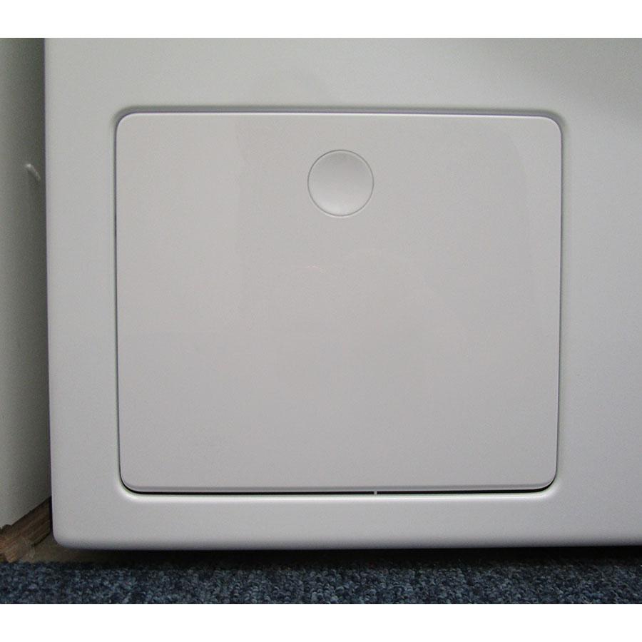 Miele WCR860WPS - Trappe du filtre de vidange