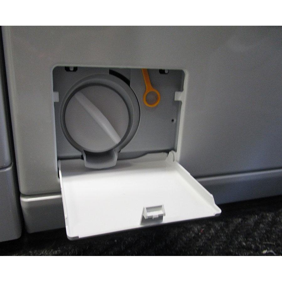 Miele WDA105 - Bouchon du filtre de vidange