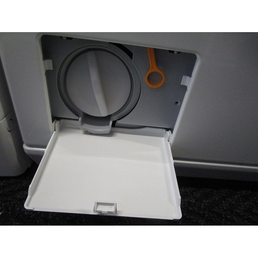 Miele WDA111 - Bouchon du filtre de vidange