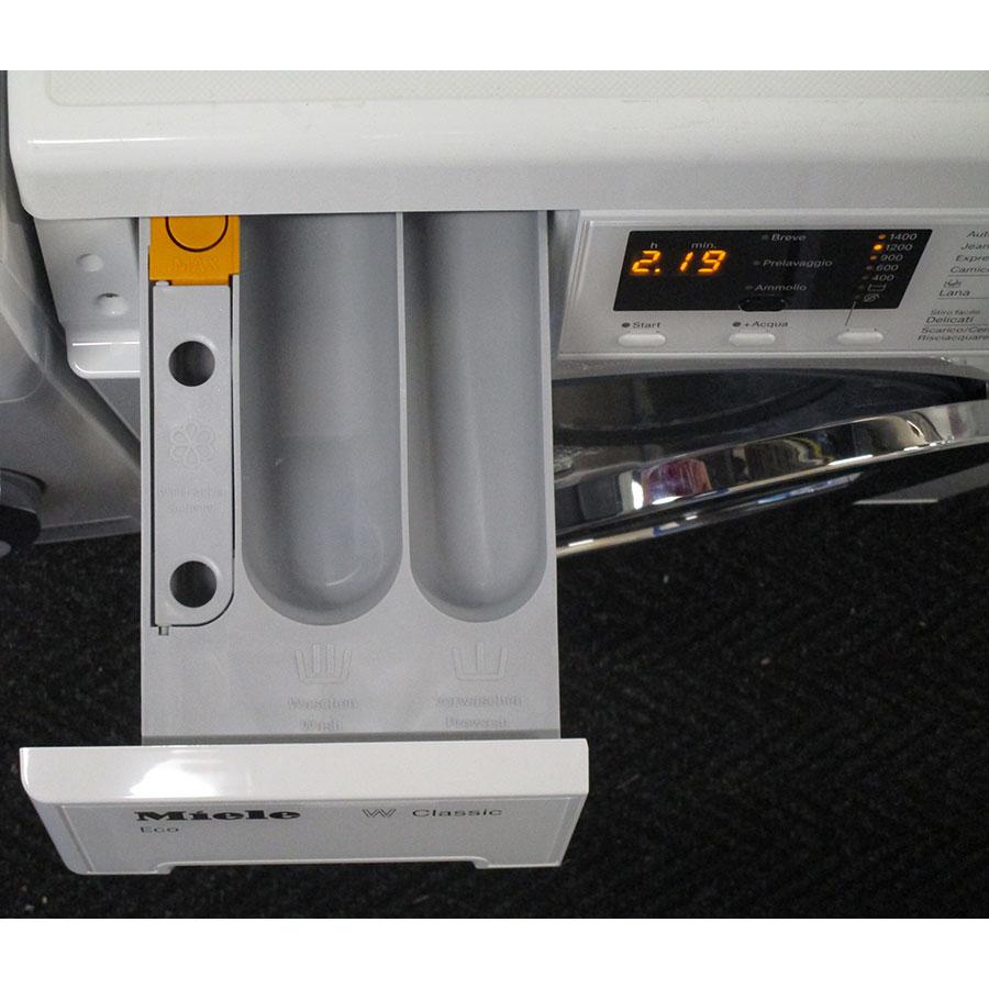 Test miele wda111 lave linge ufc que choisir for Que choisir comme lave linge