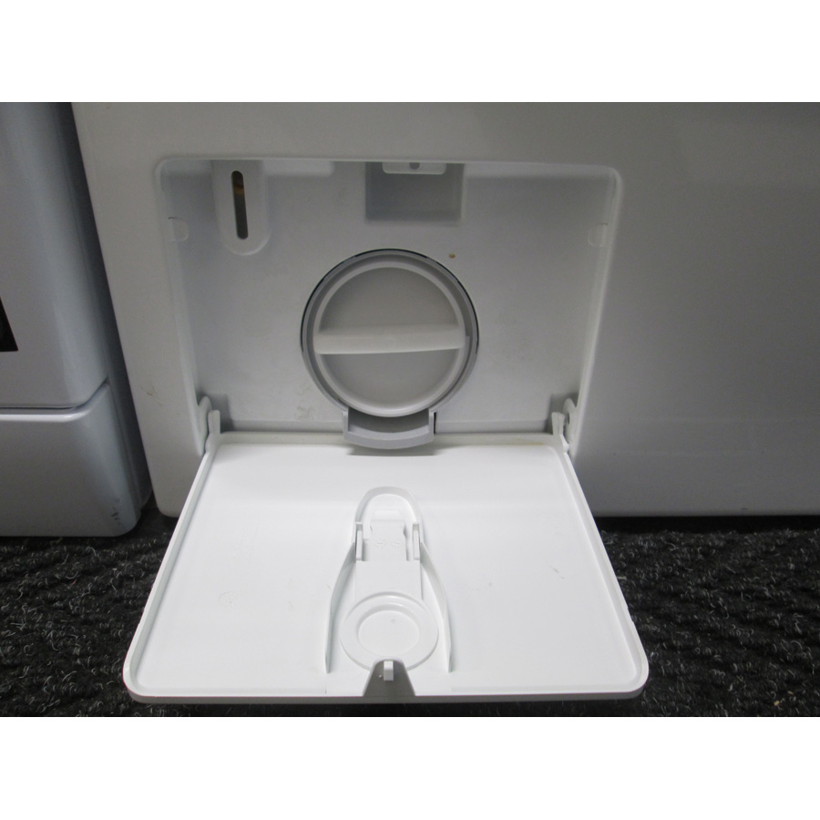 Miele WKB120 - Bouchon du filtre de vidange