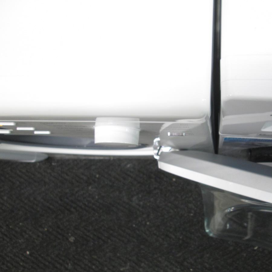 Miele WKB120 - Angle d'ouverture de la porte