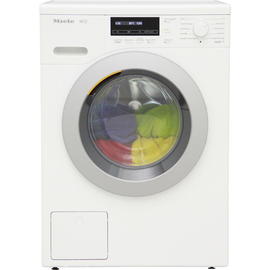 Test miele wkb120 lave linge ufc que choisir for Lave linge que choisir