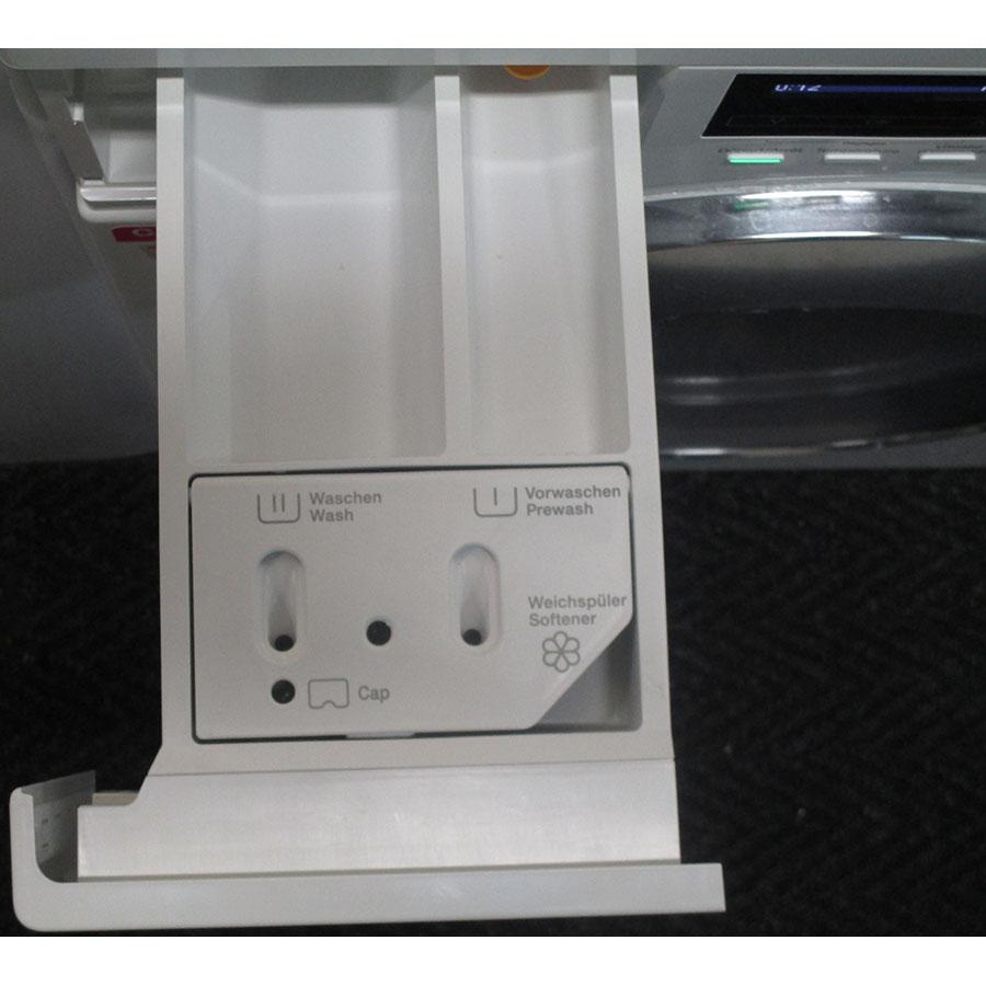 Test miele wkf121 lave linge ufc que choisir for Que choisir comme lave linge