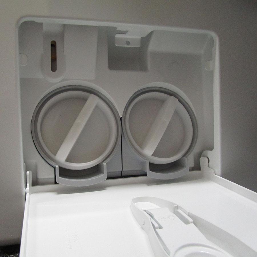 Miele WKF121 - Bouchon du filtre de vidange